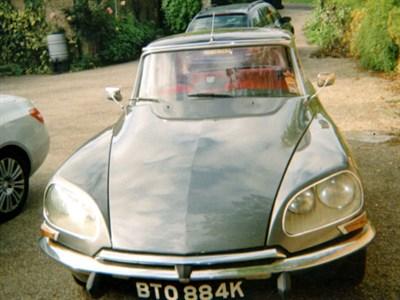 Lot 16 - 1972 Citroen D Super 5