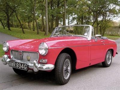 Lot 60 - 1969 MG Midget 1275