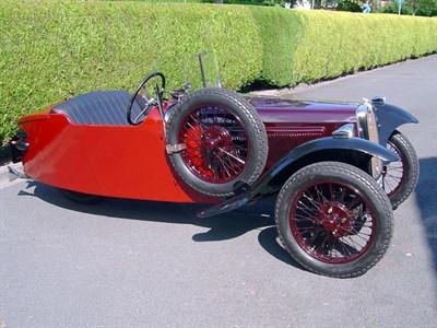 Lot 1 - 1935 BSA Three Wheeler