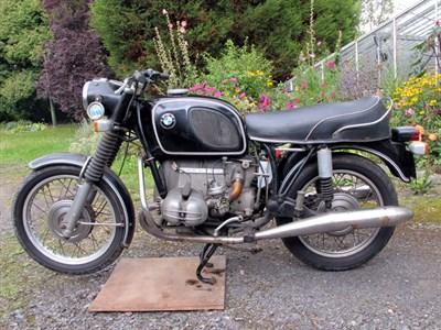 Lot 16 - 1971 BMW R75S