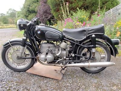 Lot 14 - 1961 BMW R69S