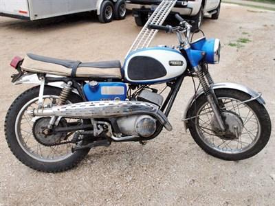 Lot 3 - 1966 Yamaha YDS3-C 'Big Bear'