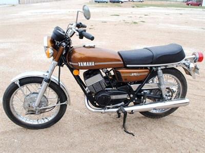 Lot 12 - 1973 Yamaha RD250