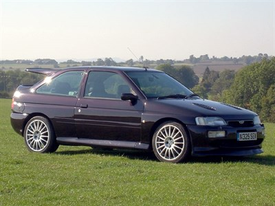 Lot 63 - 1996 Ford Escort RS Cosworth