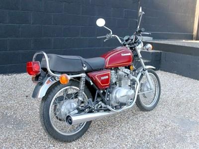 Lot 1 - 1982 Kawasaki KZ440