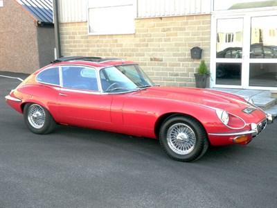 Lot 56 - 1971 Jaguar E-Type V12 Coupe