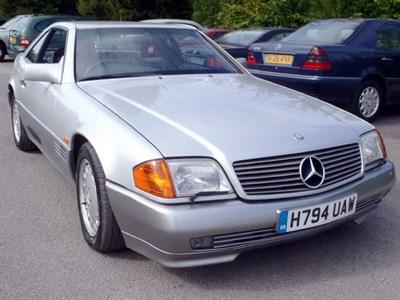 Lot 98-1991 Mercedes-Benz 300 SL-24