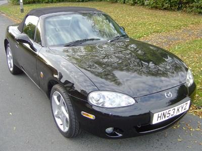 Lot 75 - 2003 Mazda MX-5 1.8