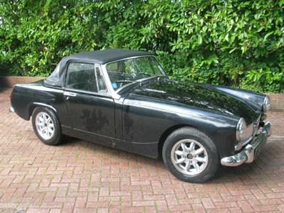 Lot 73 - 1970 MG Midget 1275