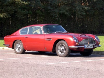 Lot 83 - 1967 Aston Martin DB6