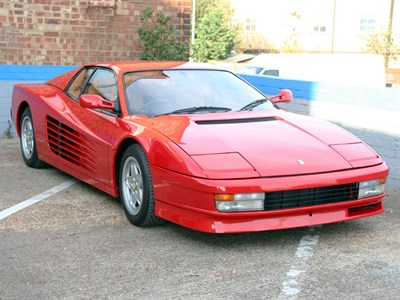 Lot 70 - 1991 Ferrari Testarossa