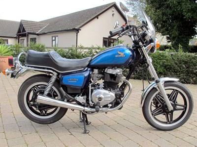 Lot 17 - Honda CM450A