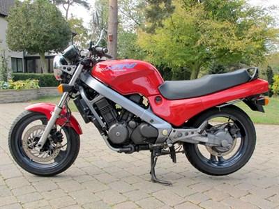 Lot 19 - 1994 Honda NVT 650
