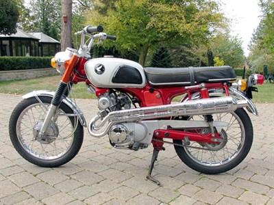 Lot 20 - 1966 Honda CL125