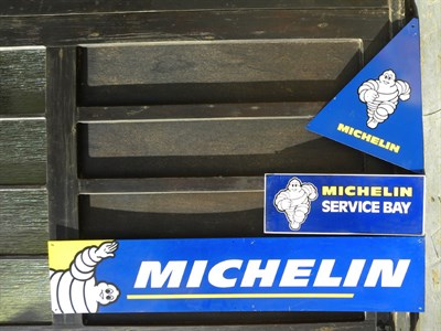 Lot 68 - Michelin Ephemera