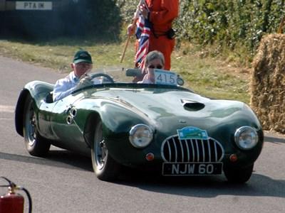 Lot 22 - 1954 Kieft 1100 Sports Racer