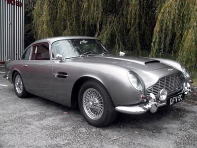 Lot 65 - 1965 Aston Martin DB5 Vantage