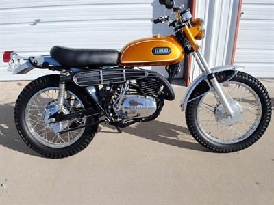 Lot 5-1969 Yamaha DT1