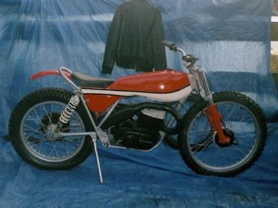 Lot 14-1974 Bultaco Sherpa T 350