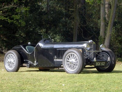 Lot 57-1934 Talbot 75 CCR Special