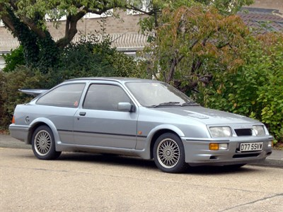 Lot 17-1986 Ford Sierra RS Cosworth