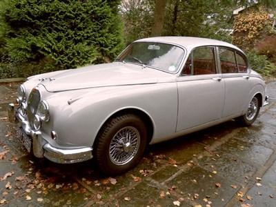 Lot 37 - 1966 Jaguar MK II 3.4 Litre