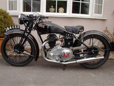 Lot 12-1936 Rudge Radial