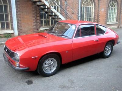 Lot 23-1972 Lancia Fulvia Zagato Sport 1.3