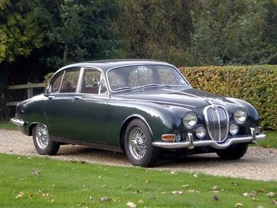 Lot 51-1964 Jaguar S-Type 3.8 Litre