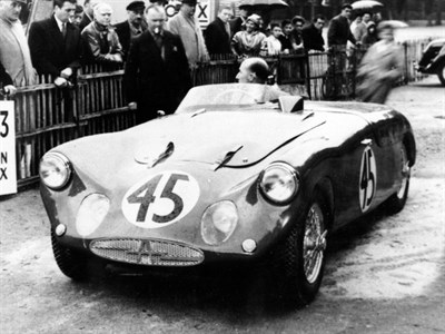Lot 61 - 1955 Arnott 1100 Sports 'Le Mans'