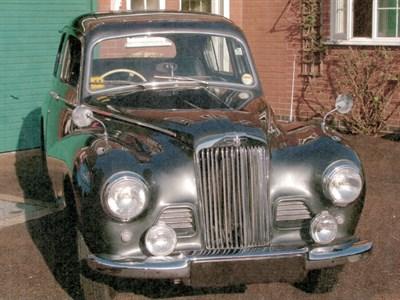 Lot 47 - 1951 Sunbeam-Talbot 90 Sports Saloon