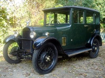 Lot 1 - 1930 Singer Junior Saloon