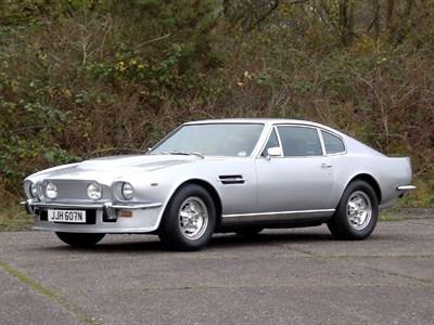 Lot 69-1974 Aston Martin V8 'Flip Tail'