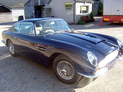 Lot 66 - 1966 Aston Martin DB6 Vantage