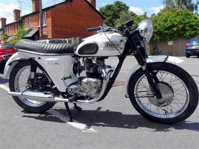 Lot 4-1964 Triumph T90 Tiger