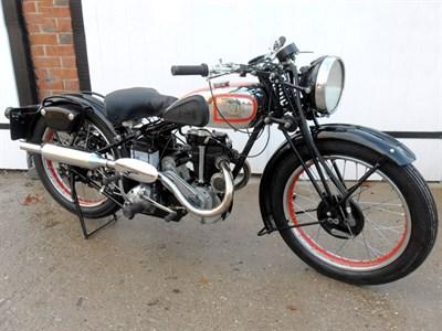 Lot 21-1938 Levis Model B Special