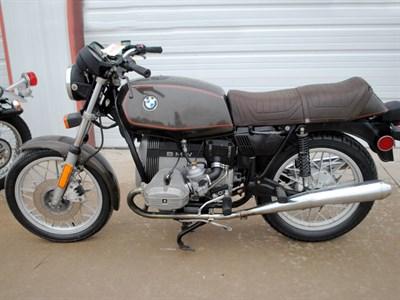 Lot 13-1980 BMW R65