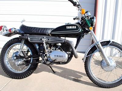 Lot 11-1973 Yamaha DT250