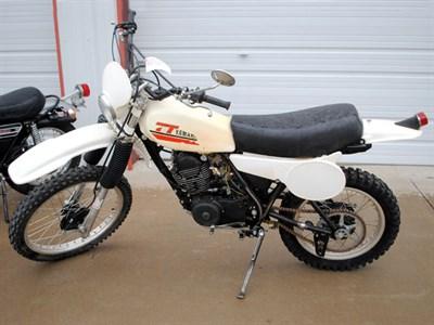 Lot 23-1981 Yamaha TT250
