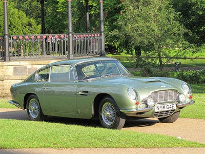 Lot 57 - 1967 Aston Martin DB6