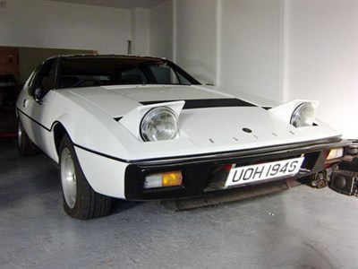 Lot 36-1978 Lotus Elite 502