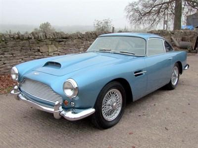 Lot 64-1960 Aston Martin DB4
