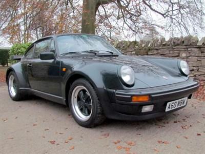 Lot 50 - 1983 Porsche 911 Turbo
