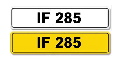 Lot 2 - Registration Number IF 285