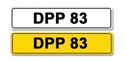 Lot 1 - Registration Number DPP 83