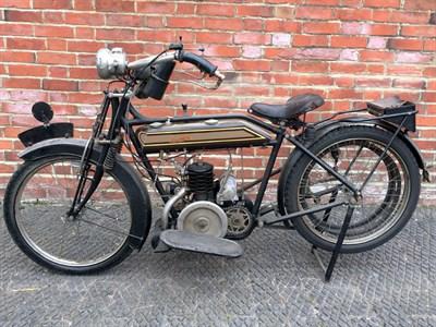 Lot 124-1914 James Model 8