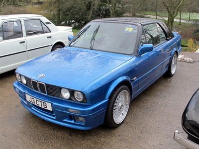 Lot 75 - 1991 BMW 318i