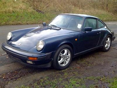 Lot 80-1972 Porsche 911