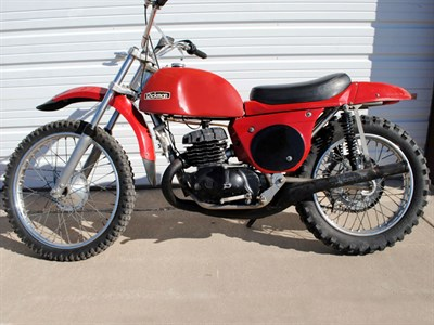 Lot 34-1973 Rickman Montessa