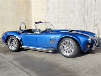 Lot 37-2004 Dax 427 Cobra Evocation